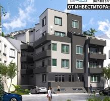 Appartment building Veslec street #44