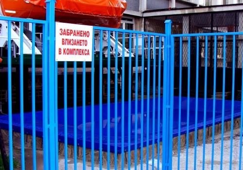 Басейн – Варненска морска гимназия