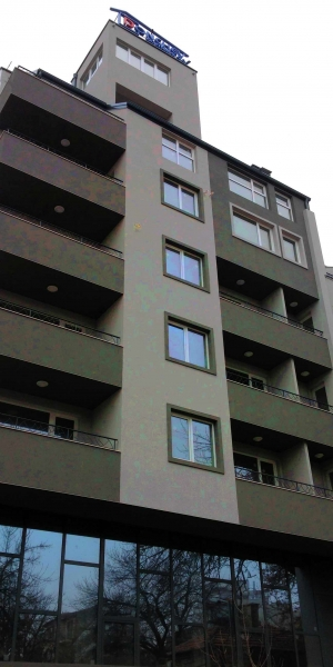 Appartment building Varna Belasica 4