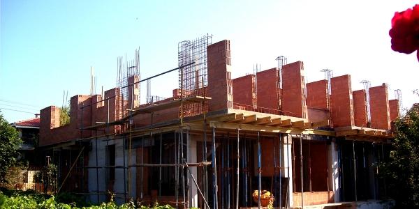 Конструкционные работы – Частная резиденция