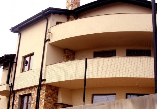 Семейный дом в Прибой