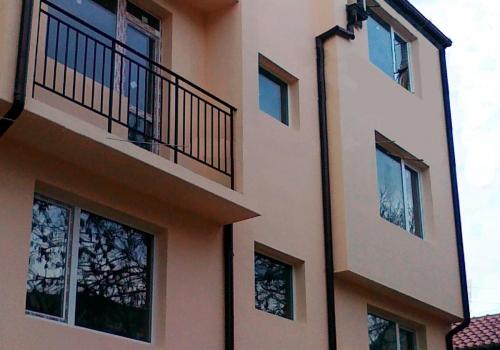 Apartment building in Varna
