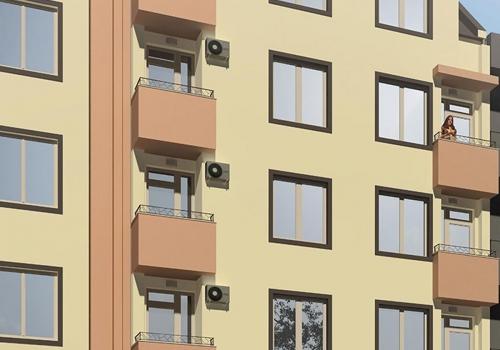 Жилищна сграда Начо Начев 12