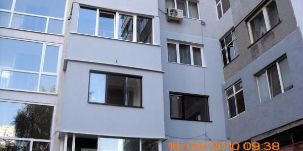 Санация балконов