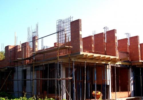 Конструкционные работы — Частная резиденция