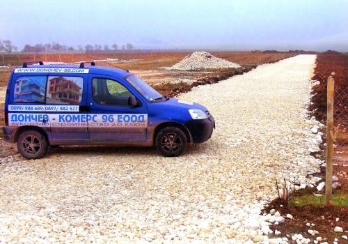 Частные автомобильные дороги — Кичево