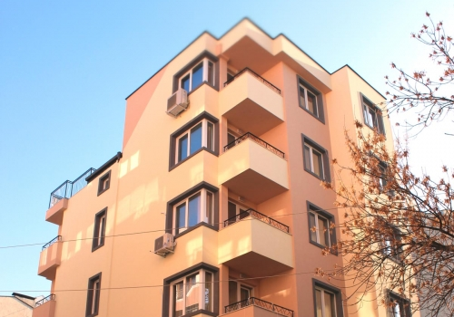Жилой дом ул. Начо Начев 14, Варна