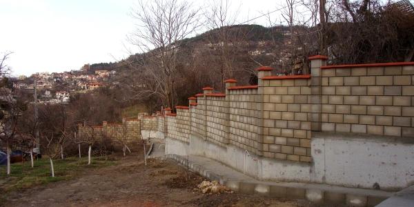 Забор — Траката