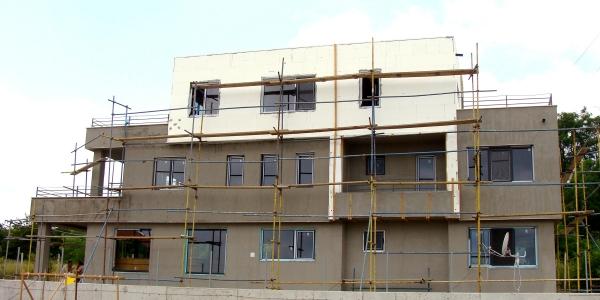 Тепловая изоляция здания в Боровец
